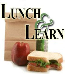 Lunch-n-Learn apple