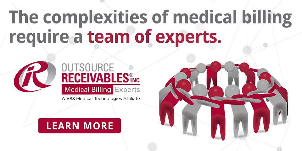 The complexities of medical billing require a team of experts.
